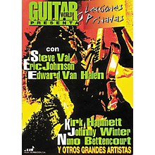 Hal Leonard Guitar World Presents Private Lessons Guitar Tab Spanish (Book)