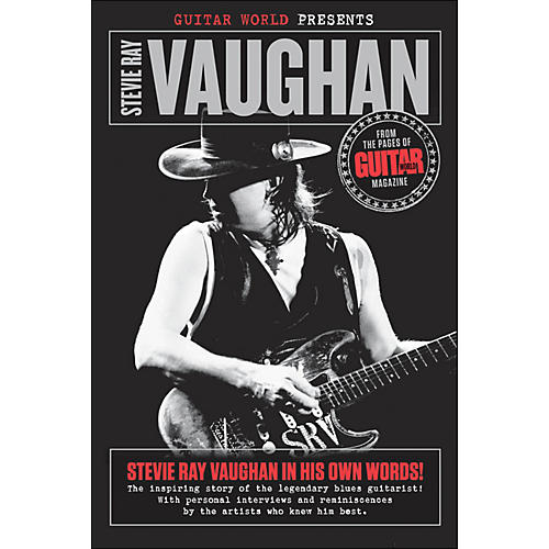 Hal Leonard Guitar World Presents: Stevie Ray Vaughan Book