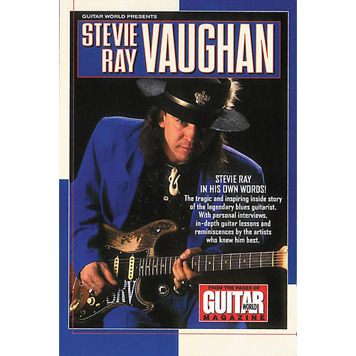 Hal Leonard Guitar World Presents Stevie Ray Vaughan
