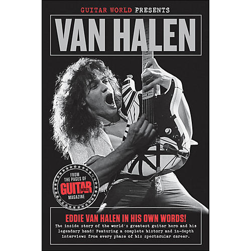 Hal Leonard Guitar World Presents: Van Halen Book