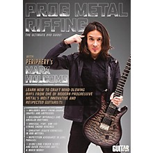Guitar World Guitar World: Prog Metal Riffing DVD Intermediate