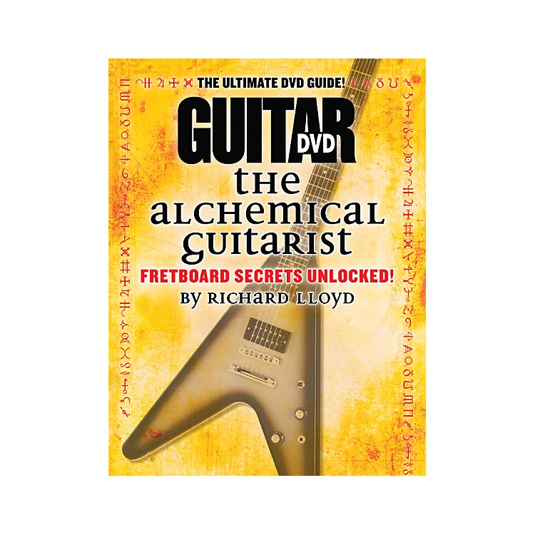 Alfred Guitar World: The Alchemical Guitarist Volume 1 DVD
