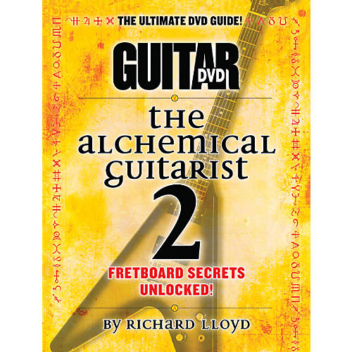 Alfred Guitar World: The Alchemical Guitarist Volume 2 DVD