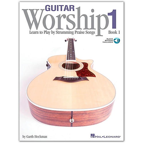 Hal Leonard Guitar Worship - Method 1 (Book/CD)
