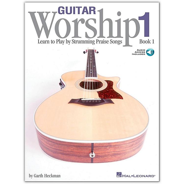 Hal LeonardGuitar Worship - Method 1 (Book/CD)