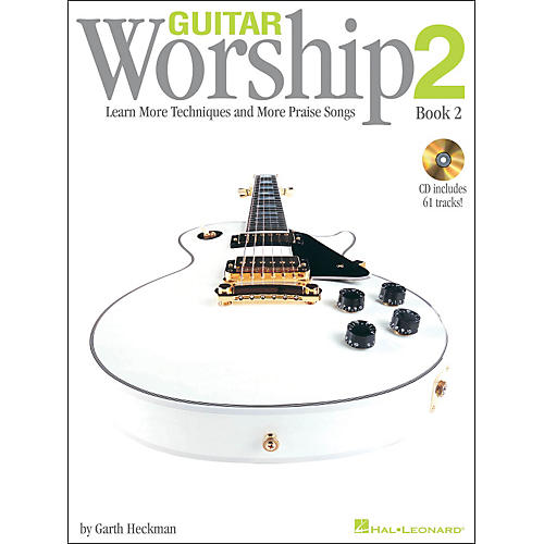 Hal Leonard Guitar Worship - Method Book 2 (CD/Pkg)