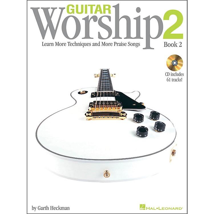 Hal LeonardGuitar Worship - Method Book 2 (CD/Pkg)