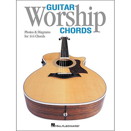 Hal Leonard Guitar Worship Chords (Guitar Worship Method Series) Book