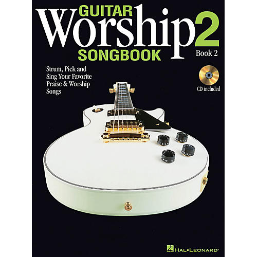 Hal Leonard Guitar Worship Method Songbook 2 - CD/Package-thumbnail