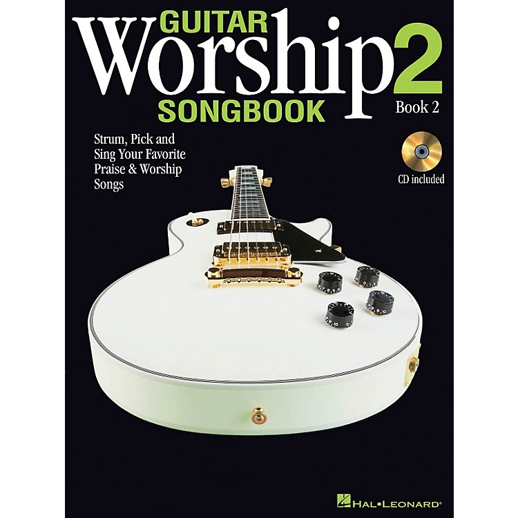 Hal Leonard Guitar Worship Method Songbook 2 - CD/Package