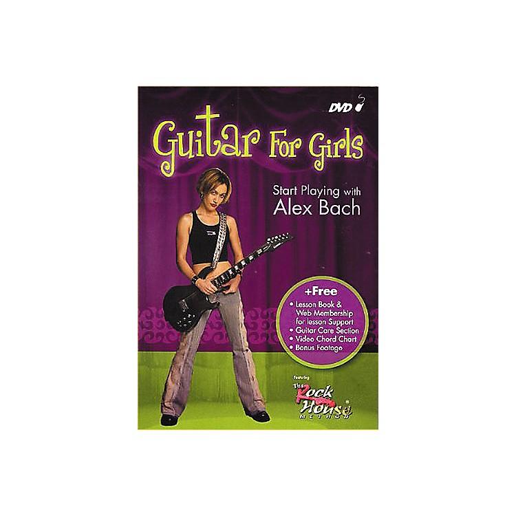 Hal LeonardGuitar for Girls (DVD)