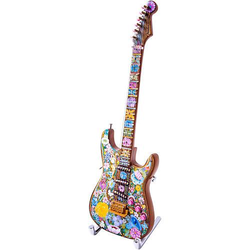 Fender GuitarMania Flower Power Figurine