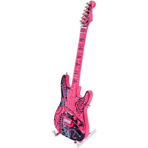 Fender GuitarMania Serpent Rose Figurine