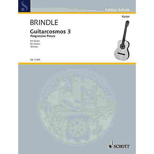 Schott Guitarcosmos - Volume 3 (Progressive Pieces) Schott Series-thumbnail