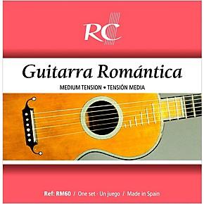RC Strings Guitarra Romantica Medium Tension for Nylon ...