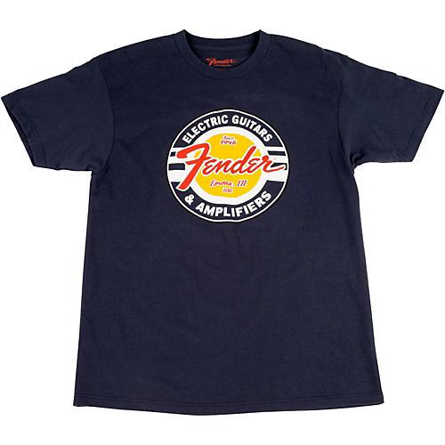 Fender Guitars and Amps Logo T-Shirt