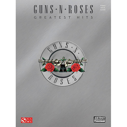 Cherry Lane Guns N' Roses Greatest Hits for Piano/Vocal/Guitar Songbook-thumbnail