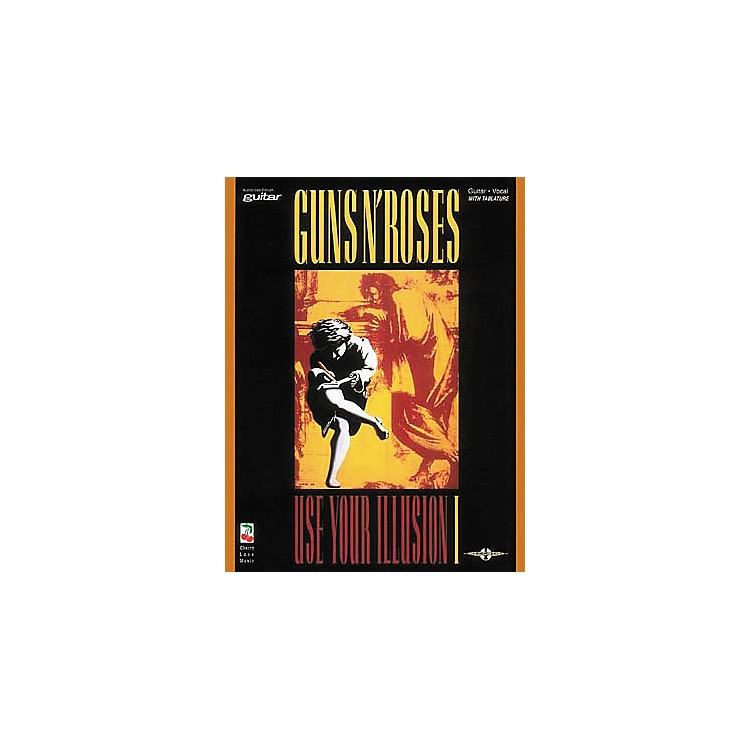 Cherry LaneGuns N' Roses Use Your Illusion 1 Guitar Tab Songbook