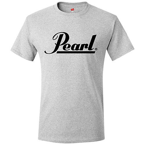 Pearl Gym Tee Medium Gray