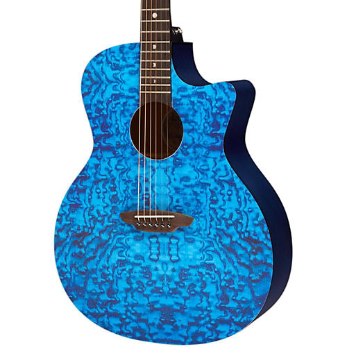Luna Guitars Gypsy Acoustic Guitar