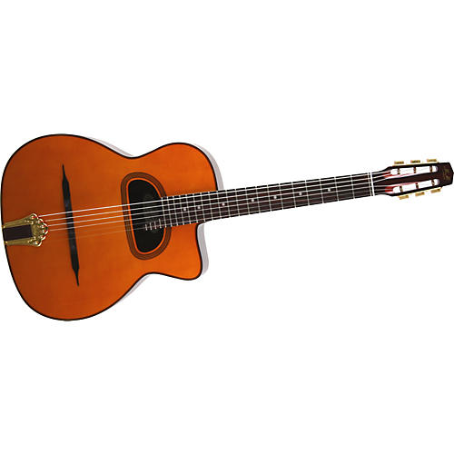 Aria Gypsy D-Hole Acoustic Guitar
