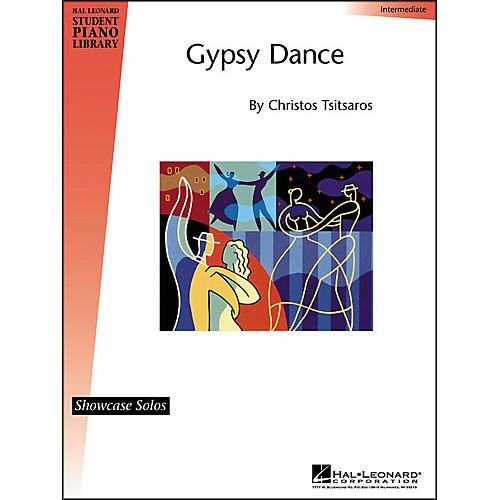 Hal Leonard Gypsy Dance Intermediate Level Hal Leonard Student Piano Library by Chris Tsitsaros-thumbnail