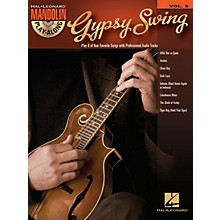 Hal Leonard Gypsy Swing (Mandolin Play-Along Volume 5) Mandolin Play-Along Series Softcover with CD