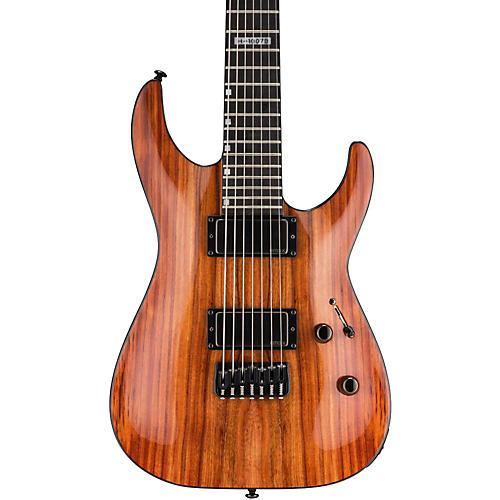ESP H-1007B 7-String Baritone Limited Edition Koa Electric Guitar-thumbnail