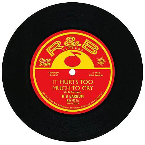 Alliance H.B Barnum - It Hurts Too Much to Cry / How Many More Times