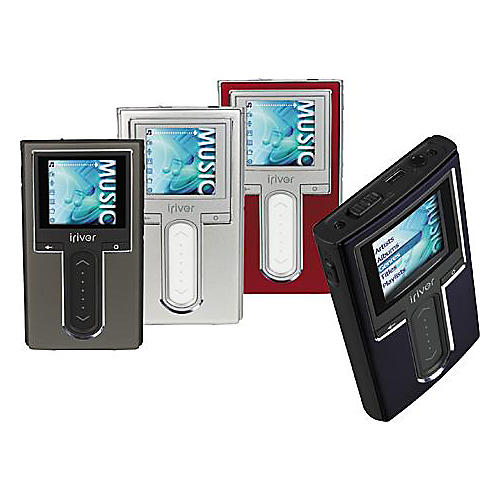 Iriver H10 5GB MP3 Player-thumbnail