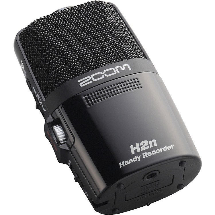 ZoomH2n Handy Recorder