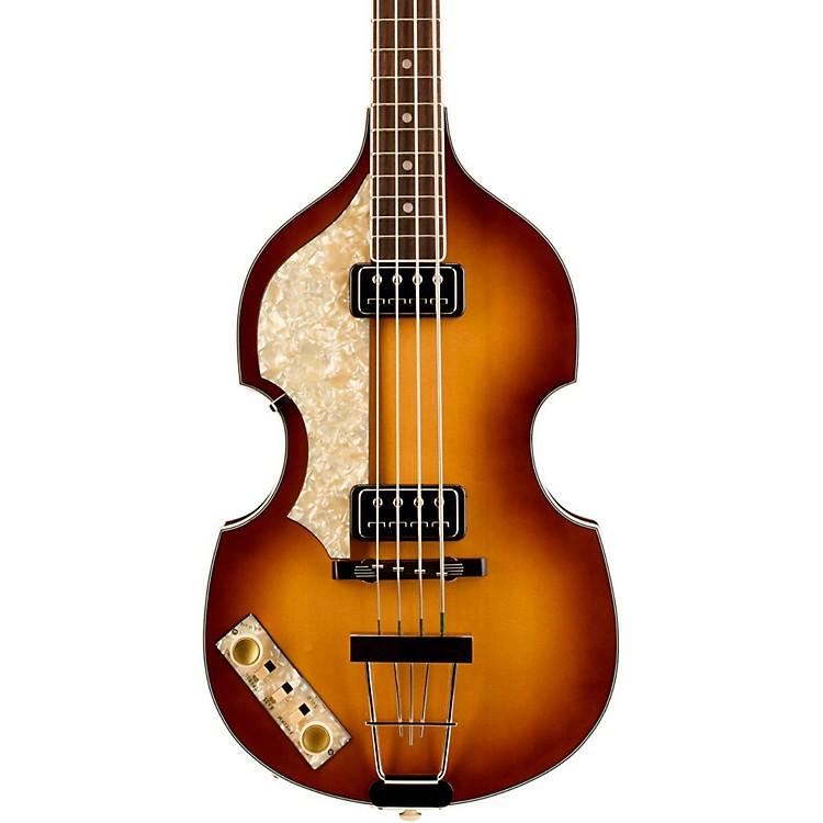 HofnerH500/1-64L-O Vintage '64 Left-Handed Violin Electric BassSunburst