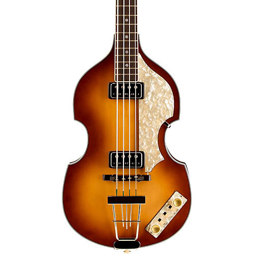 Hofner H500/1 Vintage 1964 Violin Electric Bass Guitar Sunburst