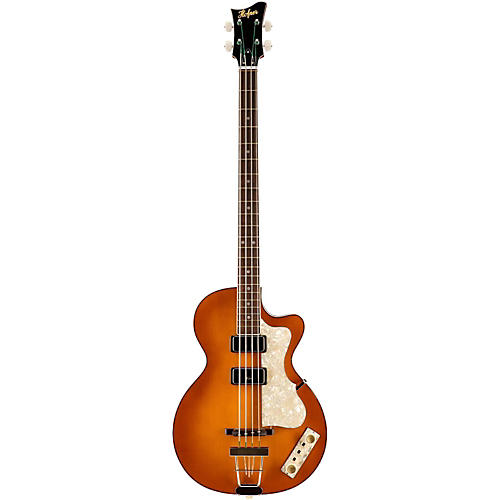 Hofner H500/2 Club Bass LTD Dark Violin