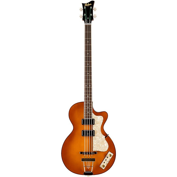 Hofner H500/2 Club Bass LTD Dark Violin
