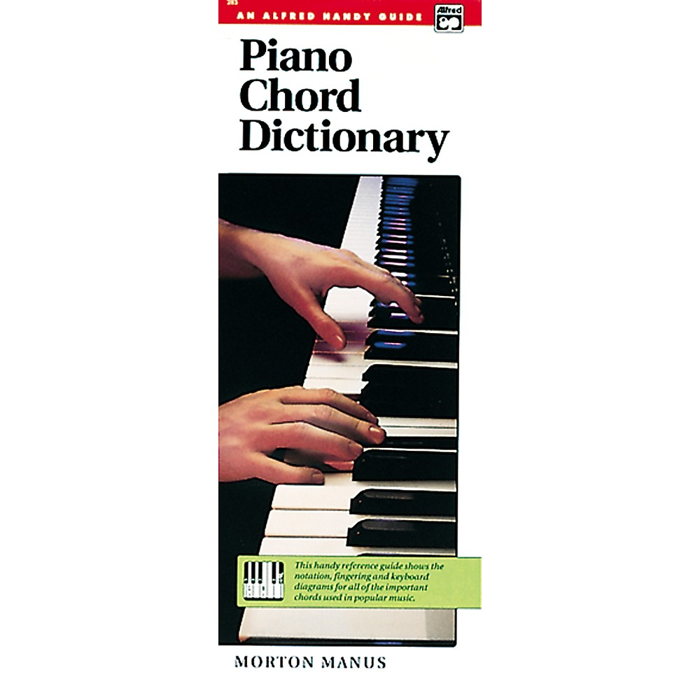 Instruction Books, CDs u0026 Videos - Alfred Piano Chord Dictionary was listed for R175.00 on 28 Jan ...