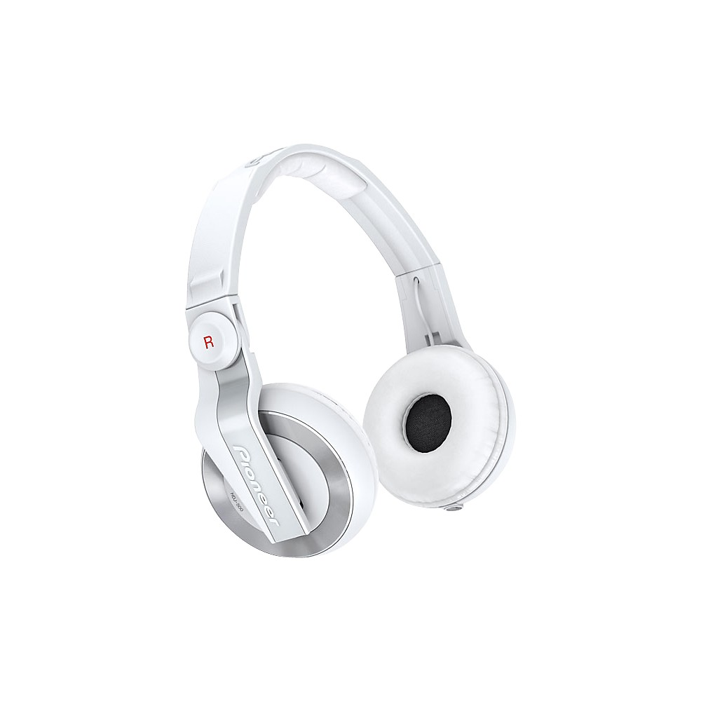 Pioneer HDJ-500 DJ HEADPHONES White