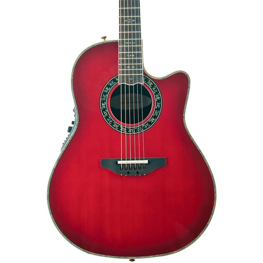 ovation custom legend guitars for sale compare the latest guitar prices. Black Bedroom Furniture Sets. Home Design Ideas