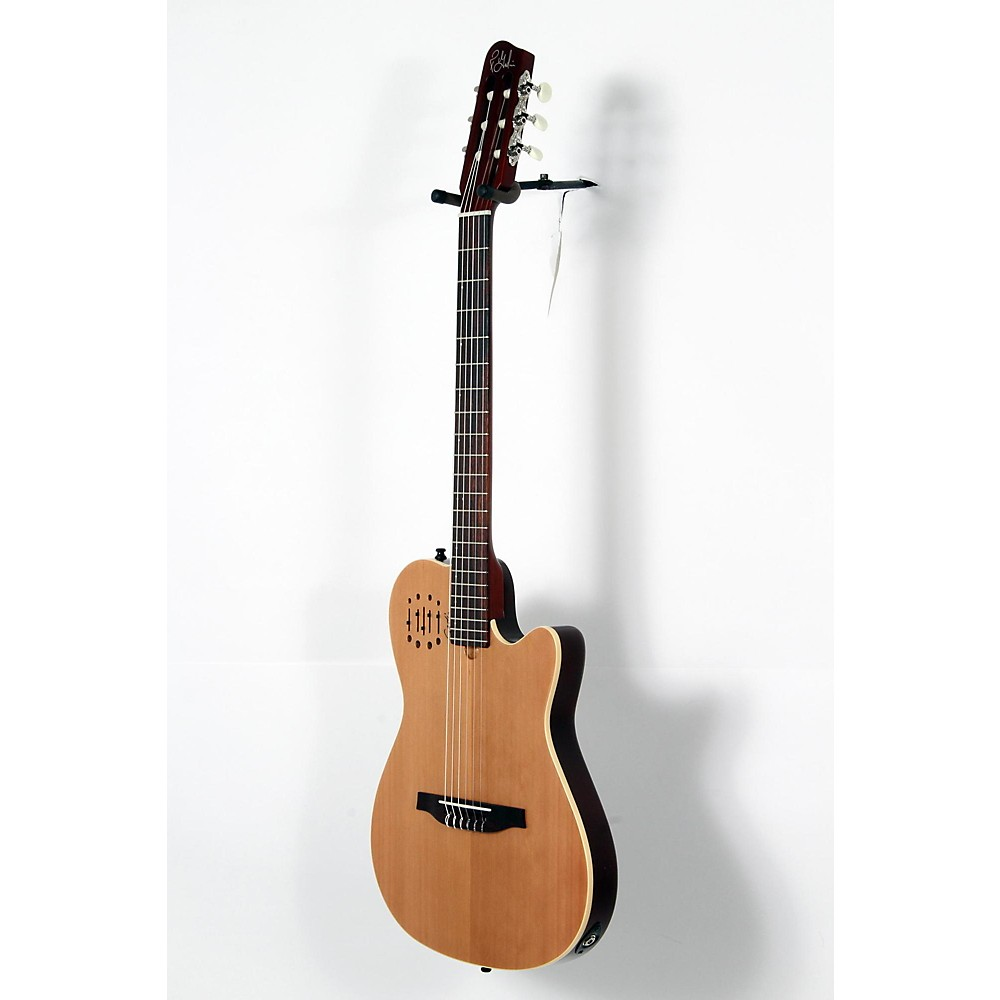 godin multiac nylon encore acoustic electric guitar natural sg 190839009142 ebay. Black Bedroom Furniture Sets. Home Design Ideas