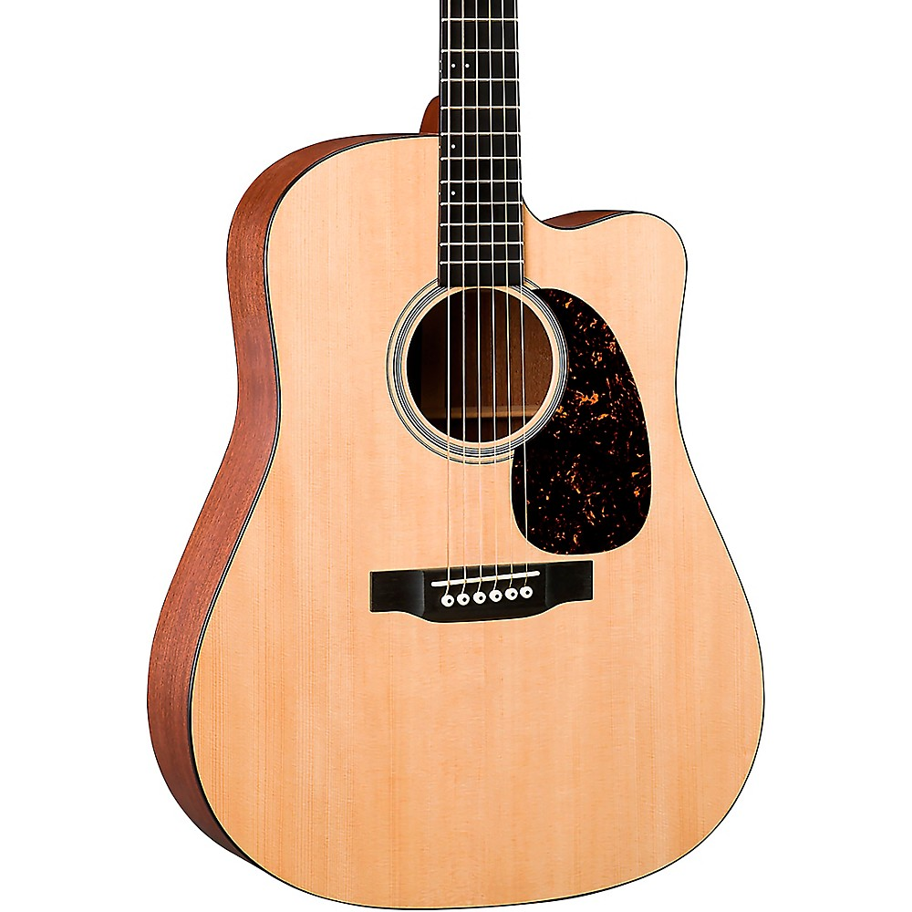 martin dcx1e acoustic electric guitar. Black Bedroom Furniture Sets. Home Design Ideas