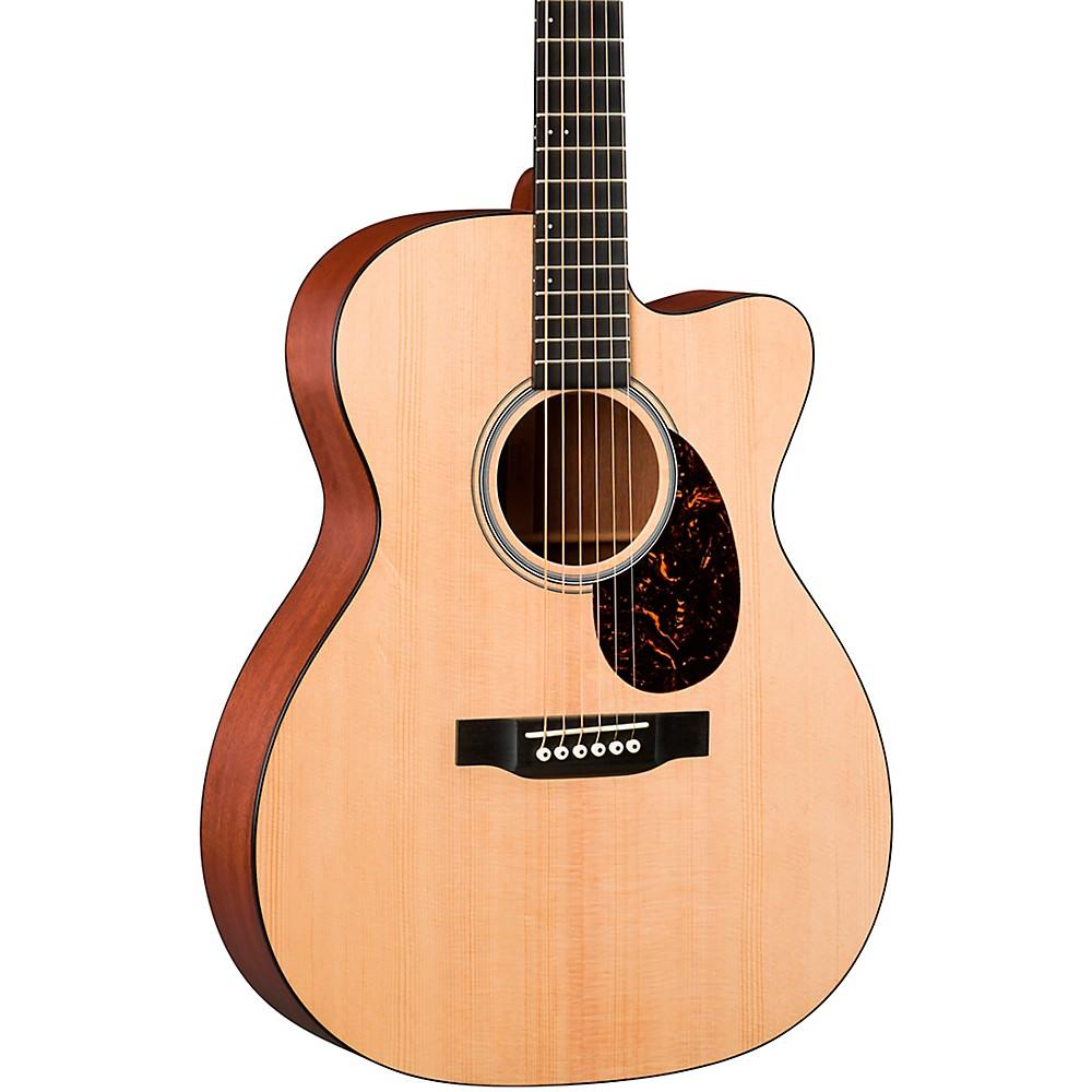 martin omcpa4 orchestra acoustic electric guitar natural mc ebay. Black Bedroom Furniture Sets. Home Design Ideas