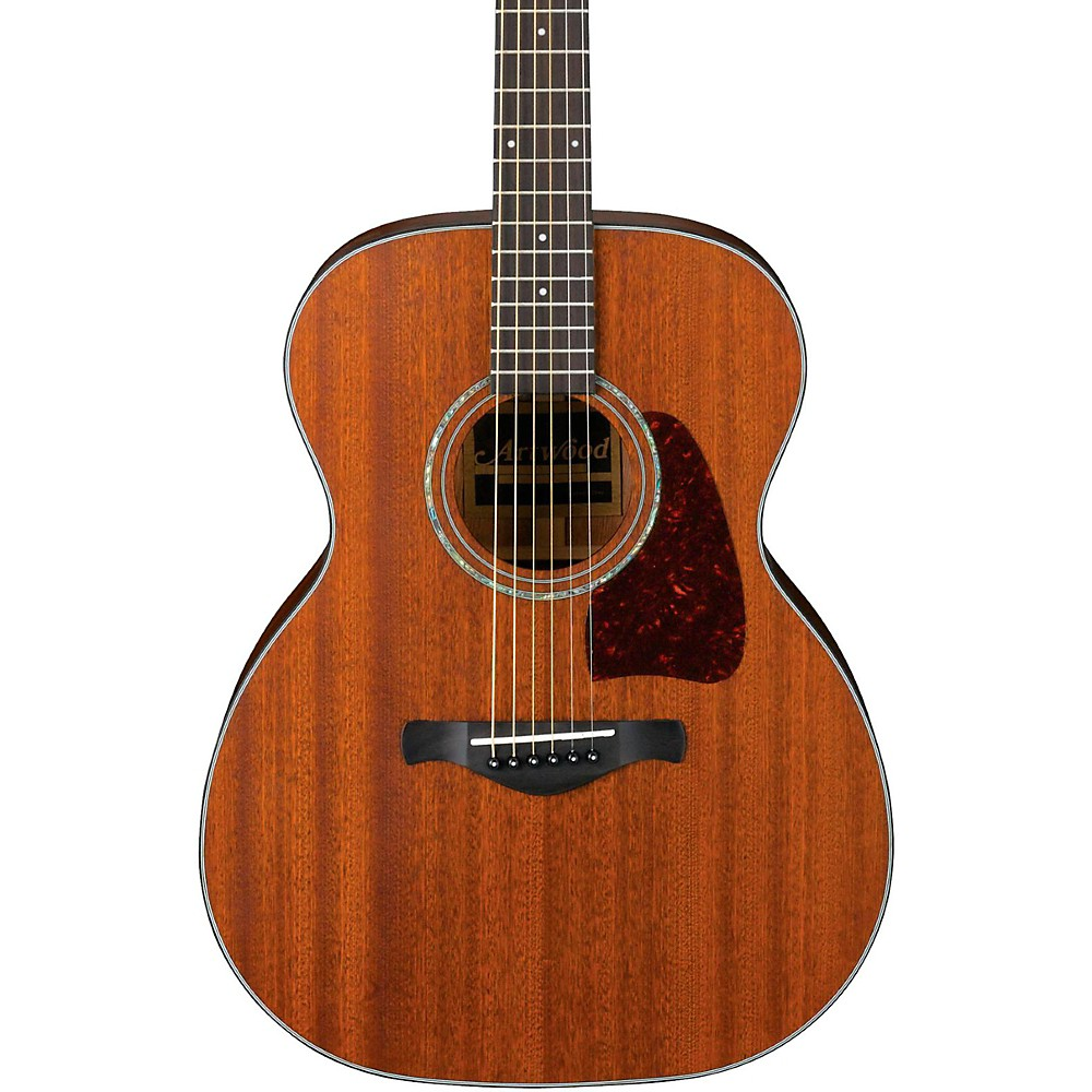 Ibanez Ac240 Artwood Grand Concert Acoustic Guitar Natural O