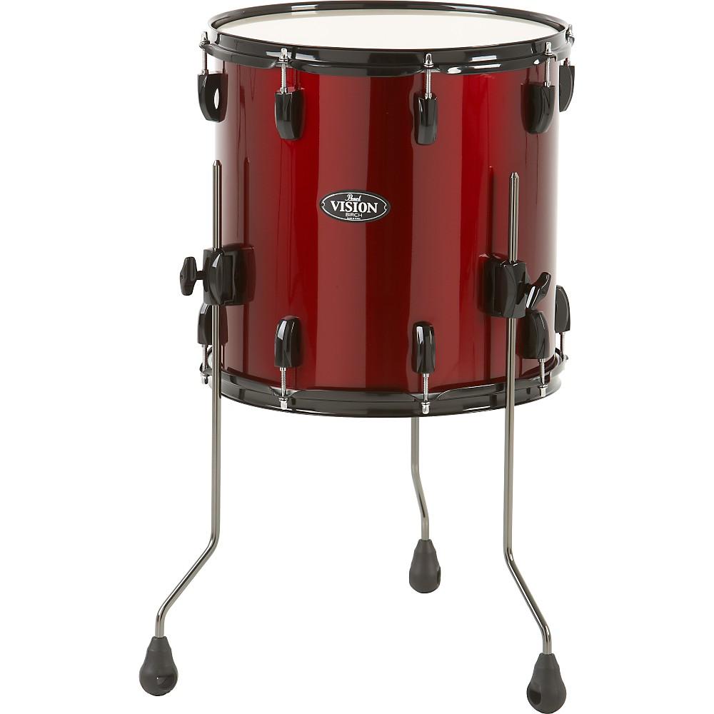 Acoustic drum floor toms for 16 x 16 floor tom