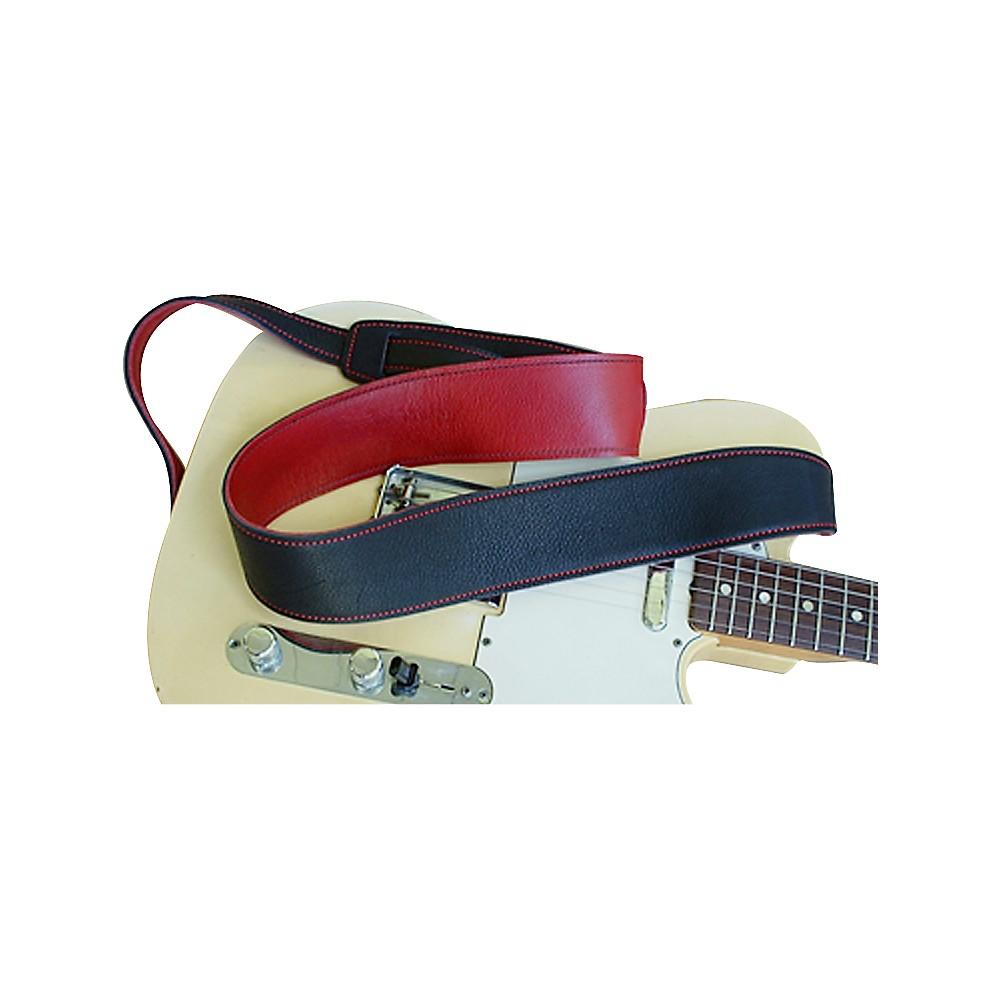 El Dorado Durango Suave Leather Strap Black/Red