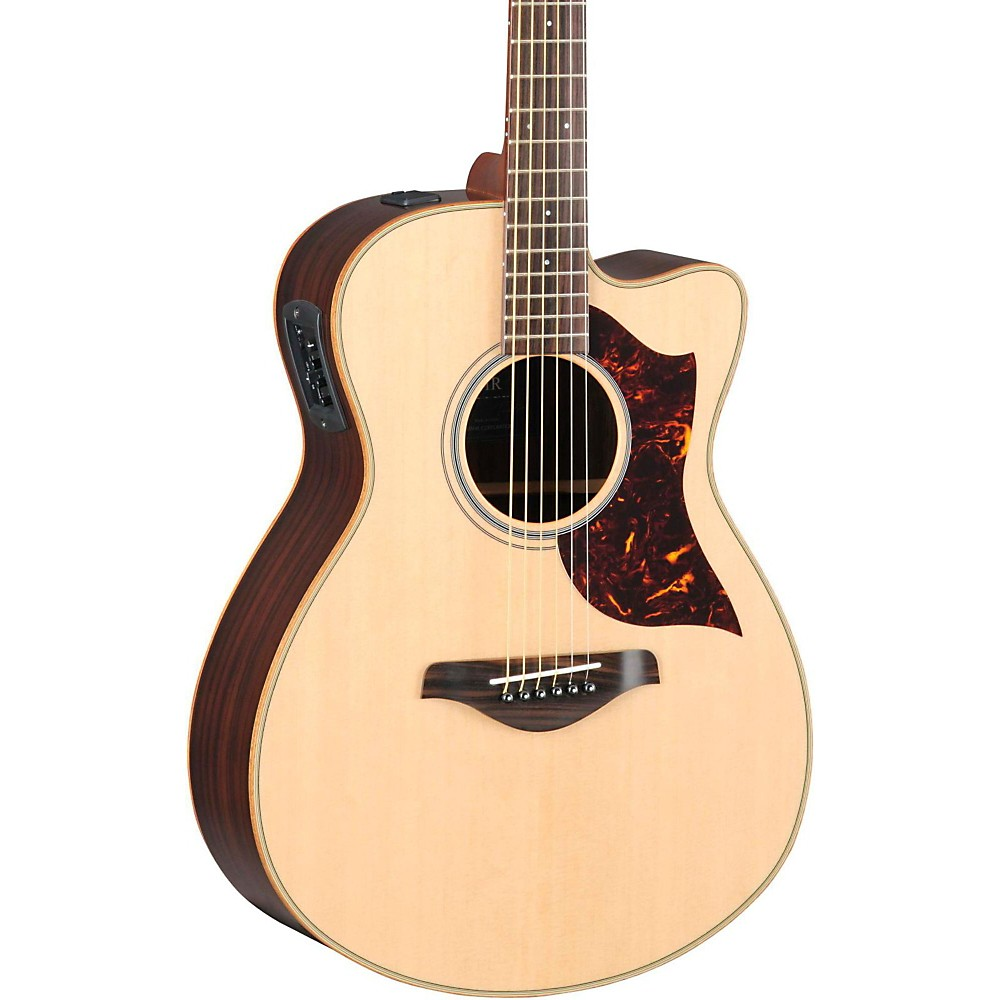 Acoustic yamaha a series concert acoustic electric for Yamaha acoustic electric guitar