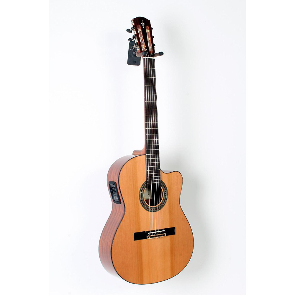 alvarez artist ac65hce classical hybrid acoustic electric guitar 888365823096 ebay. Black Bedroom Furniture Sets. Home Design Ideas