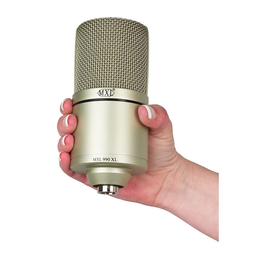 mxl 990xl condenser microphone ebay. Black Bedroom Furniture Sets. Home Design Ideas