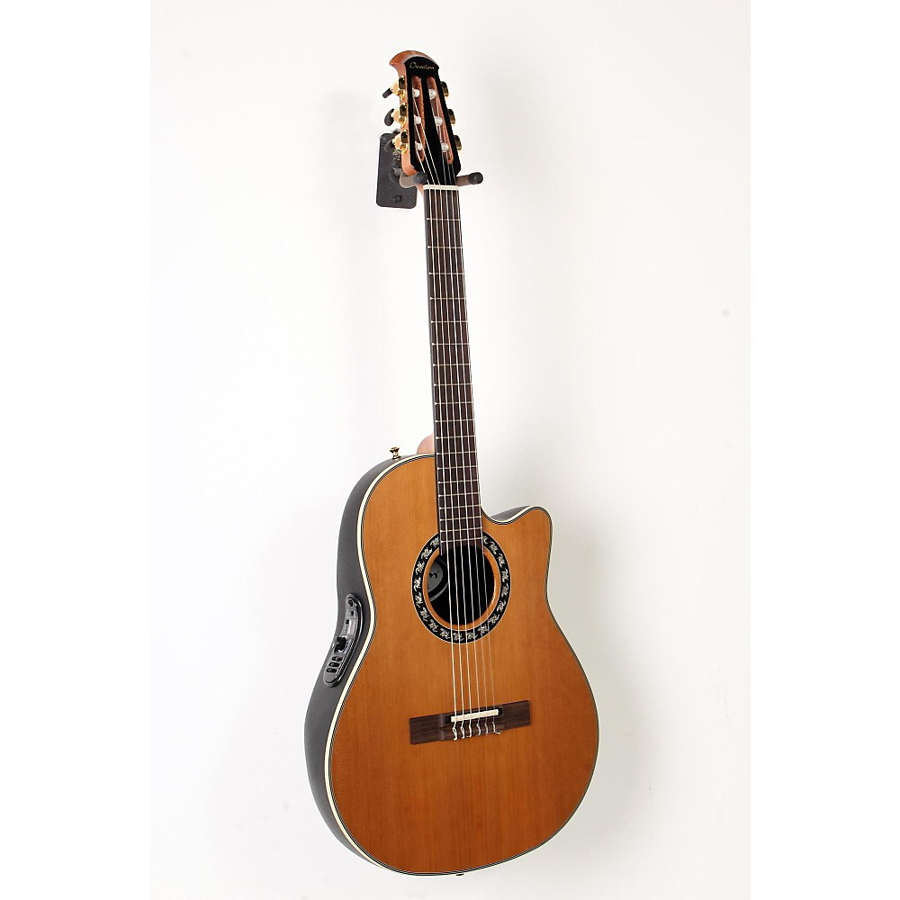 ovation classical guitar guitars for sale compare the latest guitar prices. Black Bedroom Furniture Sets. Home Design Ideas