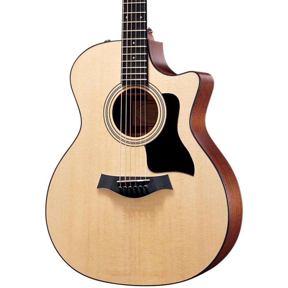 Taylor 314ce Sapele/Spruce Grand Auditorium Acoustic-Electric Guitar Natural