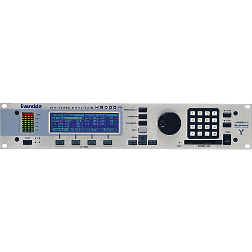 Eventide H8000FW 8-Channel Ultra-Harmonizer Effects Processor